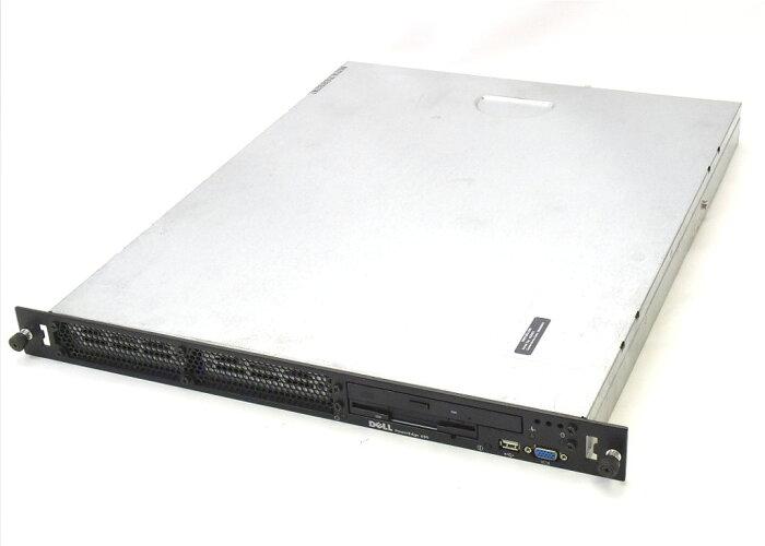 DELL PowerEdge 650 Pentium4 2.4GHz 1GB 160GBx2台(IDE3.5インチ/RAID1構成) CD-ROM RAID 【中古】【20171110】