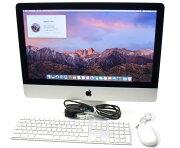 AppleiMac21.5インチCorei5-4570R2.7GHz8GB1TBフルHDmacOSSierra10.12.1Late2013【中古】【20181001】