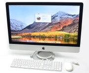 AppleiMac27インチRetina5KCorei5-46903.5GHz32GB1TBFusionR9M290XmacOSHighSierraLate2014【中古】【20181023】