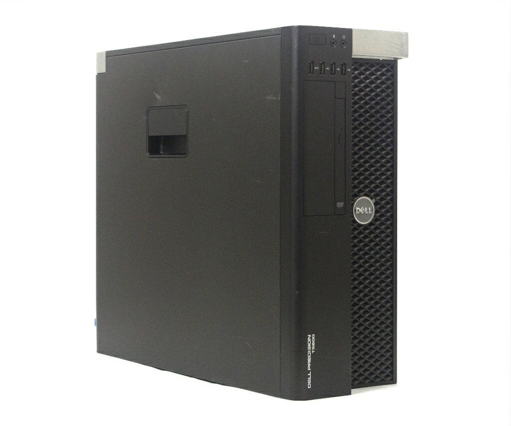 パソコン, デスクトップPC DELL Precision Workstation T5600 Xeon E5-2620 2GHz2 16GB 256GB(SSD) Quadro 600 DVD-ROM Windows7 Pro 64bit PERC H310 20190308