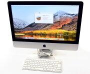 AppleiMacRetina4K21.5インチLate2015Corei5-5675R3.1GHz16GB512GB(PCIe-SSD)4096x2304macOSHighSierra10.13.5【中古】【20190515】