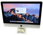 Apple iMac 21.5インチ Late 2013 Core i5-4570R 2.7GHz 8GB 1TB(HDD) フルHD 1920x1080ドット macOS Sierra 10.12.1 【中古】【20190810】