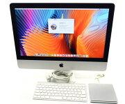 AppleiMac21.5インチRetina4KLate2015Corei5-5675R3.1GHz8GB1TB(HDD)4096x2304macOSSierra10.12.6【中古】【20190829】