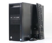 hpZ840XeonE5-2690v32.6GHz*2128GB500GB(M.2NVMeSSD)2TB(HDD)QuadroM4000BD-REWindows10Pro64bit新品SSD搭載【中古】【20190911】