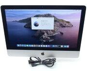 AppleiMac21.5インチMid2014Corei5-4260U1.4GHz8GB500GB(HDD)フルHD1920x1080ドットmacOSCatalina10.15.4【中古】【20200605】