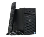 DELLPrecision3630XeonE-21243.3GHz8GB512GB(SSD)QuadroP620DVD+-RWWindows10ProforWorkstations64bit【中古】【20201225】