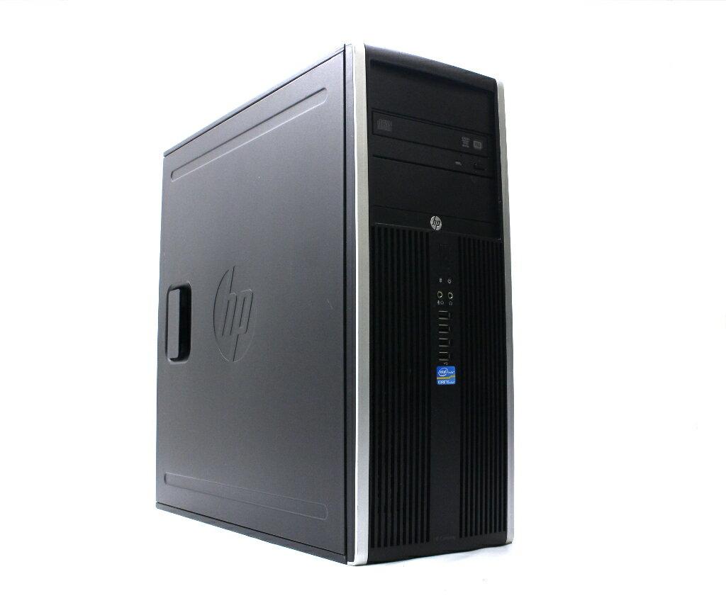 パソコン, デスクトップPC hp Compaq Elite 8300 CMT Core i5-3570 3.4GHz 4GB 500GB(HDD) DisplayPort RGB DVD-RW Windows10 Pro 64bit 20210512