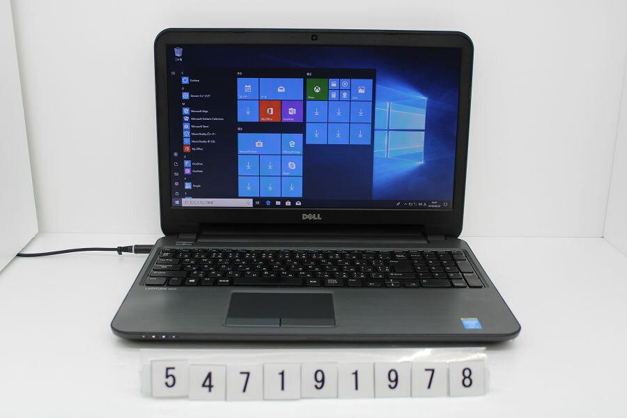 パソコン, ノートPC DELL Latitude 3540 Core i3 4010U 1.7GHz4GB500GBMulti15.6WFWXG A(1366x768)Win10 20190906