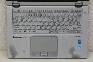PanasonicCF-AX3EDCCSCorei5-2.5GHz/4GB/128GB(SSD)/11.6W/7【中古】【20160126】