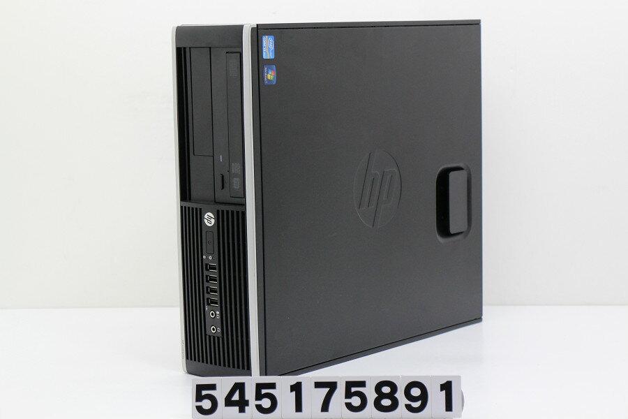 hp Compaq Elite 8300 SFF Core i5 3470 3.2GHz/8GB/128GB(SSD)/Multi/RS232C/Win7【中古】【20170602】