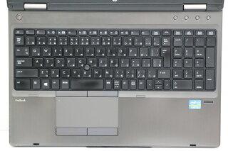 hpProBook6570bCorei53230M2.6GHz/4GB/320GB/Multi/15.6W/FHD(1920x1080)/RS232C/Win10【中古】【20170711】