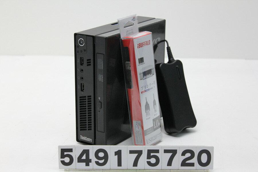 Lenovo ThinkCentre M72e Tiny Core i3 3220T 2.8G…