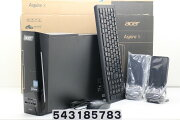 acerAspireXC-780Corei574003GHz/4GB/1TB/Multi/Win10【中古】【20180322】