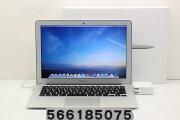 AppleMacBookAirA1466Mid2013Corei74650U1.7GHz/8GB/256GB(SSD)/13.3W/WXGA+(1440x900)/MacOSX10.9.5【中古】【20180829】