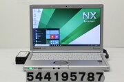 PanasonicCF-NX4EDHCSCorei55300U2.3GHz/8GB/240GB(SSD)/12.1W/WXGA++(1600x900)/Win10【中古】【20190423】