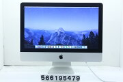 AppleiMac21.5インチA1418Late2015Corei55575R2.8GHz/8GB/1TB/21.5W/FHD(1920x1080)【中古】【20190620】