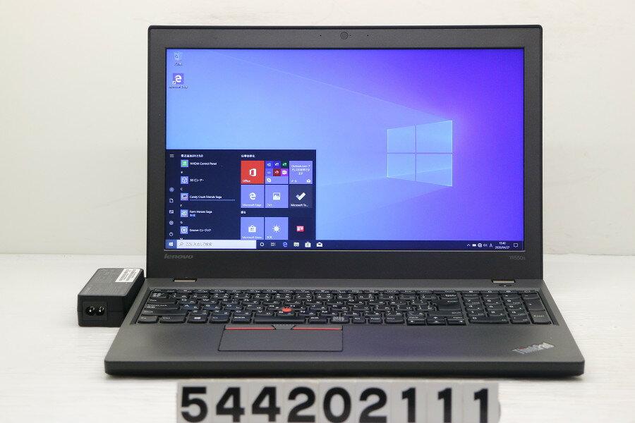 パソコン, ノートPC Lenovo ThinkPad W550s Core i7 5600U 2.6GHz16GB256GB(SSD)15.6WFHD (1920x1080)Win10Quadro K620M20200428