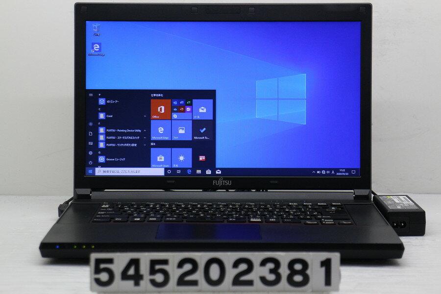 パソコン, ノートPC  LIFEBOOK A573G Core i5 3340M 2.7GHz4GB320GBDVD15.6WFWXGA( 1366x768)Win10 20200521