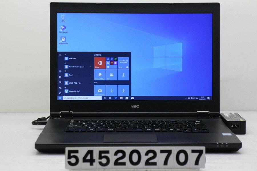 パソコン, ノートPC NEC PC-VK23TXZGT Core i5 6200U 2.3GHz8GB256GB(SSD)DVD15.6WF WXGA(1366x768)RS232CWin10 20200709