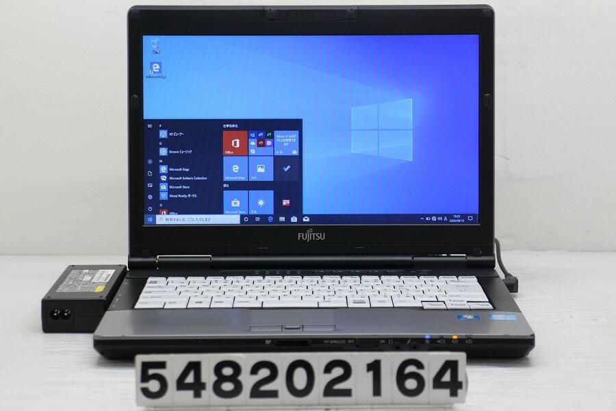 パソコン, ノートPC  LIFEBOOK S752F Core i5 3340M 2.7GHz4GB128GB(SSD)14WFWXGA( 1366x768)Win1020200814