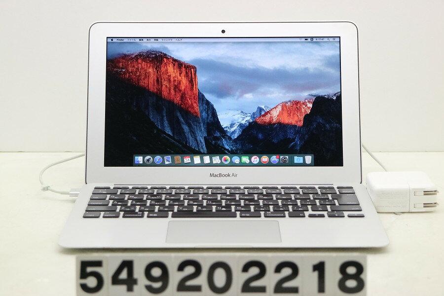 パソコン, ノートPC Apple Macbook Air A1465 Mid 2013 Core i5 4250U 1.3GHz4GB256GB(SSD)11.6WFWXG A(1366x768) 20200925