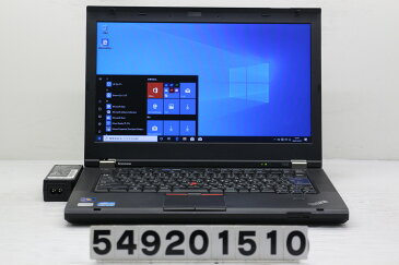 Lenovo ThinkPad T420 Core i5 2520M 2.5GHz/4GB/128GB(SSD)/14W/FWXGA(1366x768)/Win10【中古】【20201008】
