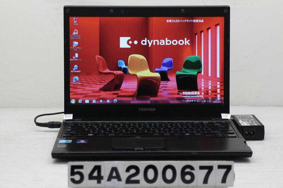 パソコン, ノートPC  dynabook RX3 SN266E3HD Core i5 560M 2.67GHz4GB160GB13.3WFWXGA(13 66x768)Win720201015