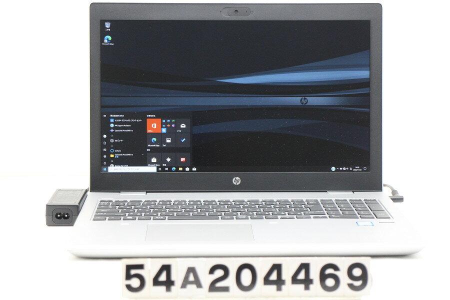 パソコン, ノートPC hp ProBook 650 G4 Core i5 8250U 1.6GHz8GB256GB(SSD)DVD15.6WF HD(1920x1080)Win1020201110
