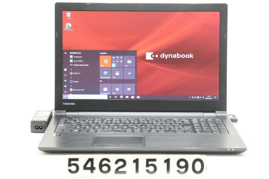 パソコン, ノートPC  dynabook Satellite B35R Core i5 5200U 2.2GHz8GB256GB(SSD)DVD15.6WF WXGA(1366x768)Win1020210702