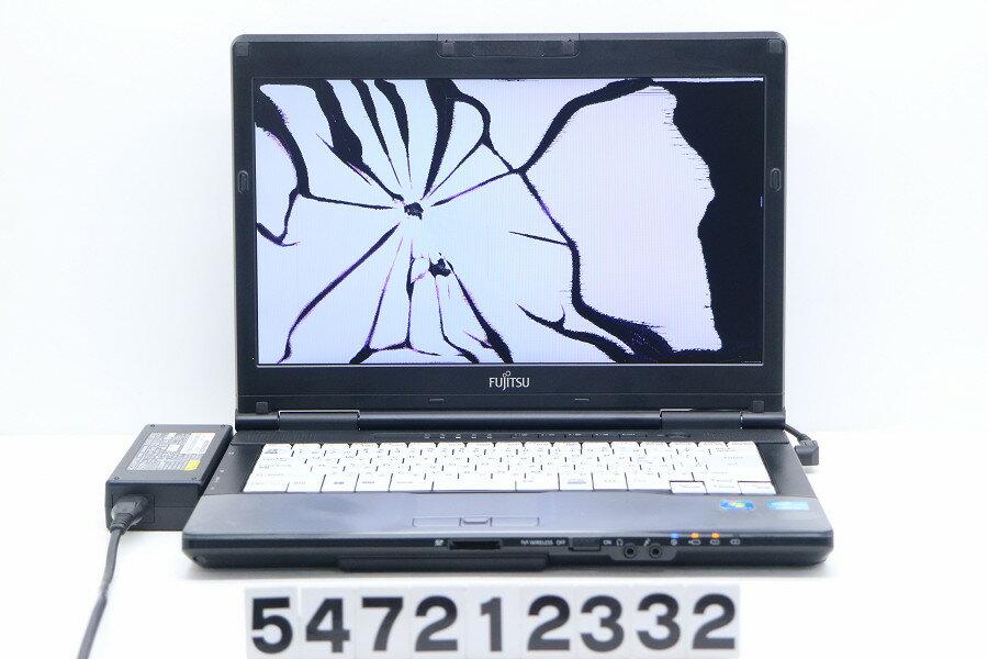 パソコン, ノートPC  LIFEBOOK S752F Core i5 3340M 2.7GHz4GB256GB(SSD)14WFWXGA( 1366x768)Win10 20211020