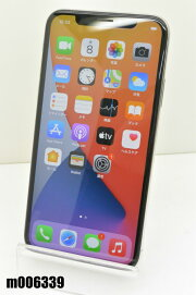 白ロムSIMフリーauSIMロック解除済AppleiPhoneX256GBiOS14.2SilverMQC22J/A初期化済【m006339】【中古】【K20201209】