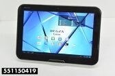 東芝 REGZA Tablet AT500/36F Android4.0.3 32GB Wi-Fiモデル 10.1 専用ケーブル欠品 【中古】【K20170513】