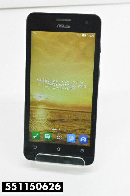 白ロム SIMフリー ASUS Zenfone5 ASUS_T00P Android4.4.2 16GB 初期化済 ゴールド 【中古】【K20...