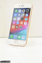 白ロムSIMロック解除済AppleiPhone8256GBiOS12.1GoldMQ862J/A初期化済【m000531】【中古】【K20190316】