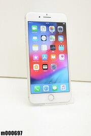 白ロムSoftBankAppleiPhone7Plus128GBiOS12.1.4SilverMN6G2J/A初期化済【m000697】【中古】【K20190329】