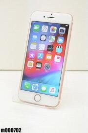 白ロムSoftBankAppleiPhone7128GBiOS12.1.3RoseGoldMNCN2J/A初期化済【m000702】【中古】【K20190329】