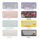ブルートゥースキーボード ワイヤレスキーボード コンパクトキーボード 軽量 Bluetoothキーボード タイプライター 経理 会計 人事 総務 エクセル 決算 軽量 コンパクト 小型