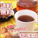 プーアル茶に話題のショウガをプラス!生姜パワーでスッキリ♪ダイエット飲料(ダイエット茶)・...