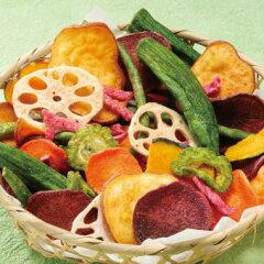 素材の美味しさそのまま♪野菜チップス