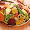 素材の美味しさそのまま♪野菜チップス低温でじっくり揚げる特殊減圧フライ製法食物繊維もたっ...