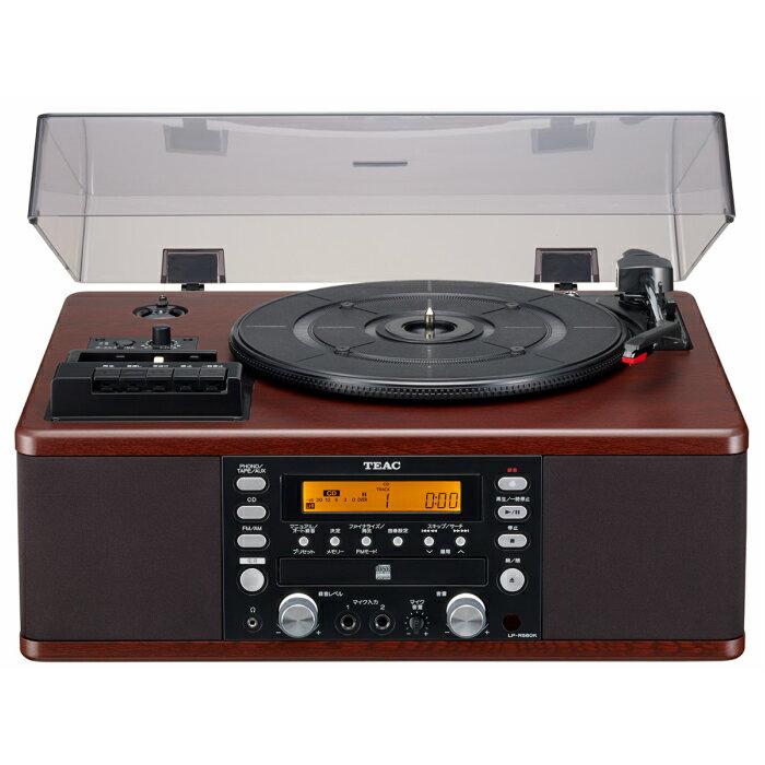 オーディオ, セットコンポ CDTEAC LP-R560K-WA