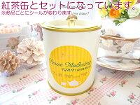 紅茶ダージリン:茶缶付ロングビュー茶園ファーストフラッシュFTGFOP1DJ10/201550g