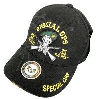 SPESIAL OPS CAP (BK)