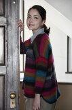 野呂英作のクレヨンソックヤーンで編むプルオーバー野呂英作手編みキット毛糸【ネコポス便利用不可】