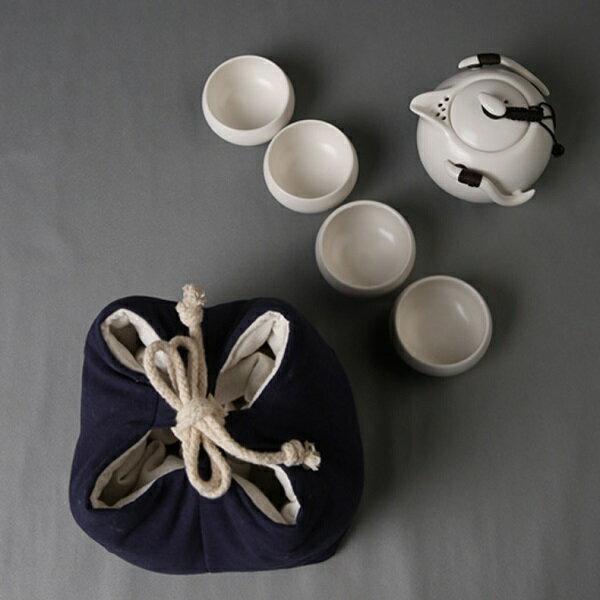 ティー・ポット、茶こし、ティー・カップ、陶器ティーセット、急須