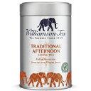 【缶不良】ウィリアムソン紅茶 トラディショナルアフタヌーン イギリス直輸入紅茶 williamsontea(凹み、シール汚れ、デザイン不良等あり) 1