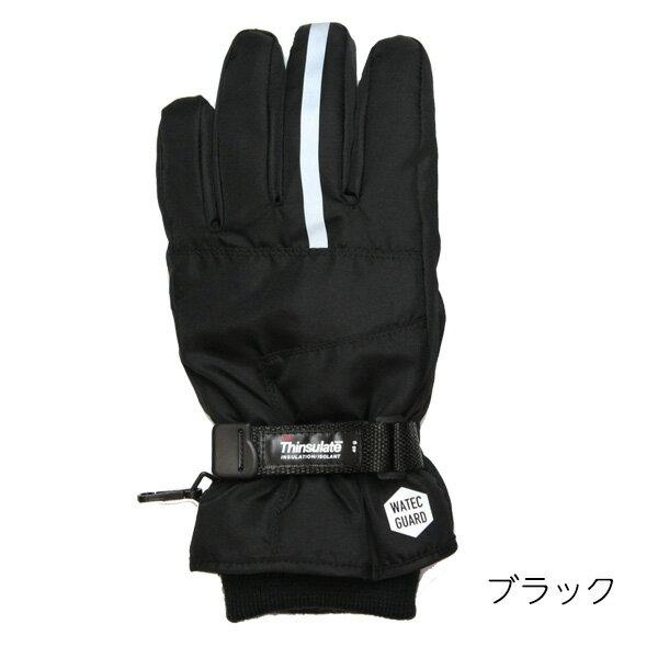 【紳士バイク防水シンサレート切替反射ベルト】 手袋 防水 発熱 誕生日 プレゼント 友達 ギフト