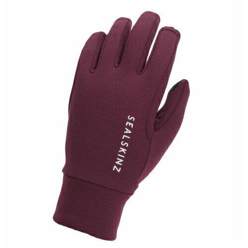 レディースウェア, 手袋 5 SEALSKINZ Water Repellent All Weather Glove(women) Red size-M 12200088000620 M