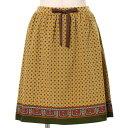 【公式】【50%OFF】Te chichi デシンスカーフプリントスカート あす楽対応 テチチ