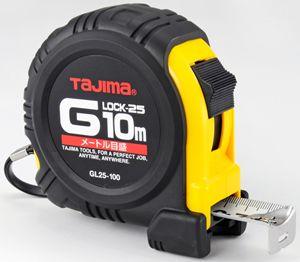 【送料無料】 【Tajima】(タジマ) [GL25100BL] コンベックス Gロック Gロ…